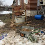 чистка колодцев в Шаховском районе